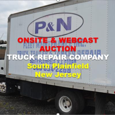 Truck Repair & Maintenance Company