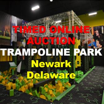 Trampoline Park - Launch
