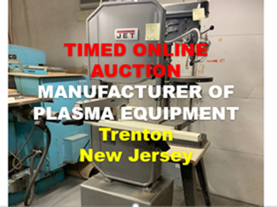MANUFACTURER OF PLASMA MACHINERY