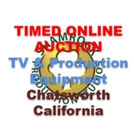 Television & Film Production Equipment - Shamrock Production Studios-