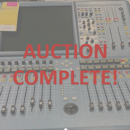 Professional Audio & Video Equipment - Auction Day 2