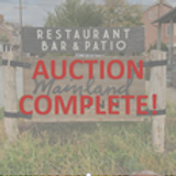 Liquor License, Contents of Restaurant -Mainland Inn -By Order of Secured Party