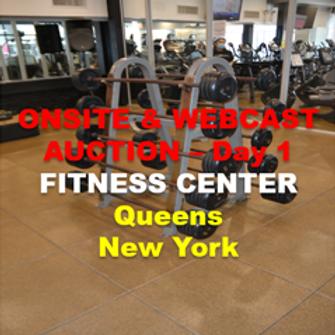 Major Fitness Facility - Day 1 of 2