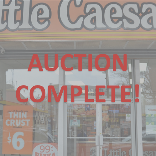 Little Caesar's Pizza -By Order of Secured Party-