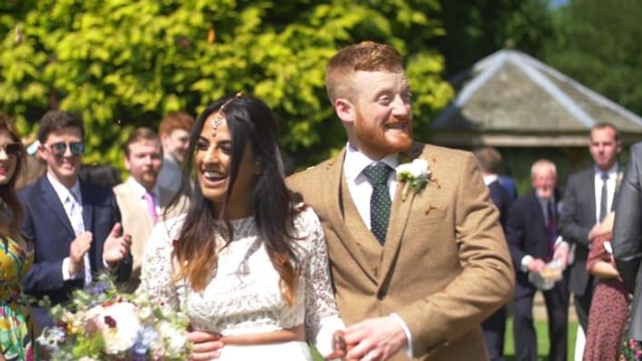 Sam & Sara's Wedding