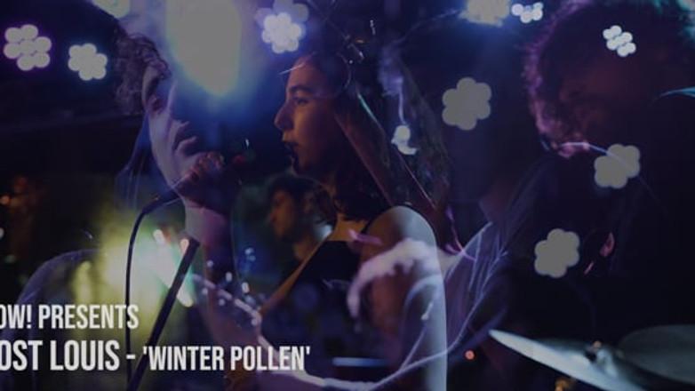 Post Louis - 'Winter Pollen' @ The Lexington, London