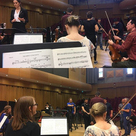 Today's view. Filming in Cardiff with Cardiff Sinfonietta.jpg