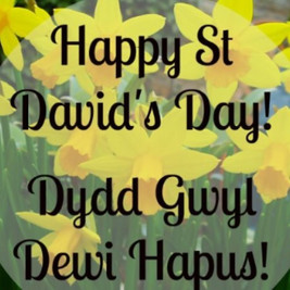 #stdavidsday #enjoythesnow #cymru #landofsong