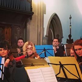 Rehearsals with Cardiff Sinfonietta. Conductors academy.jpg