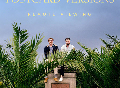 Remote Viewing - Postcard Versions