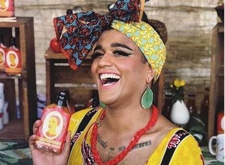 Shaquanda The Hot Sauce Drag Queen