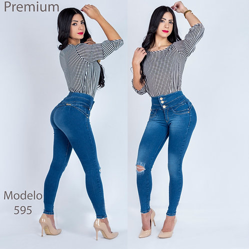 JEANS CARRNABY TALLA 15 CLARO Y OBSCURO