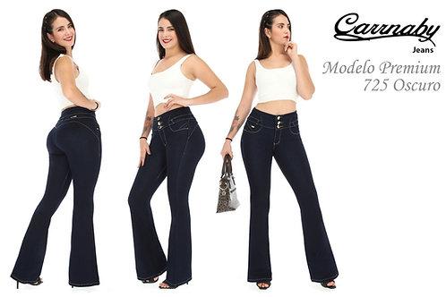 Pantalón Carrnaby Corte Campana  M725