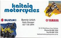 Kaitaia Motorcycles