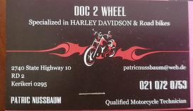 Doc 2 Wheels