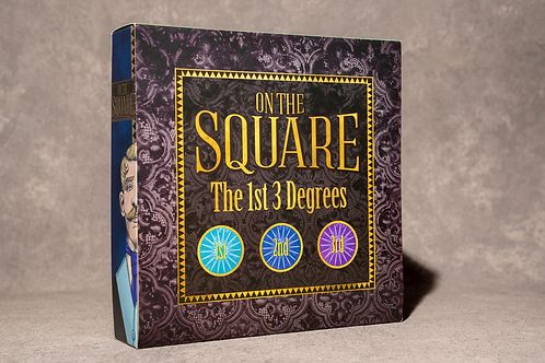 On The Square - The 1st 3 Degrees - Summer Offer. Inc 3D pieces