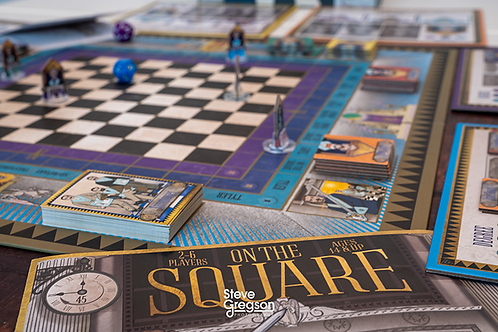 On The Square - The 1st 3 Degrees 2-6 Players