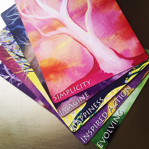 Soul Trees® Self-Discovery deck