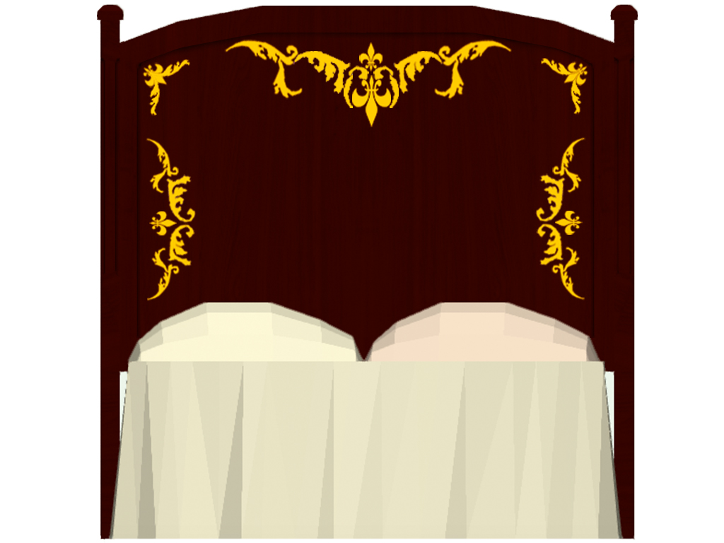 Headboard design version1