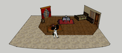Set in Bedroom