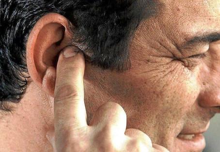 Acufenos y disfunción temporomandibular