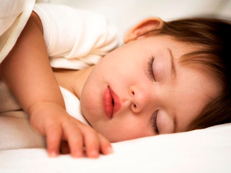 Trastornos  sueño en la infancia : aprendizaje y conducta