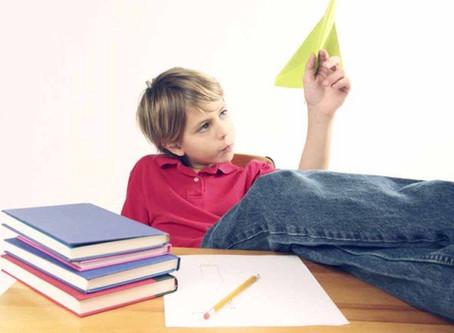 TDAH: Atención selectiva, sostenida y dividida
