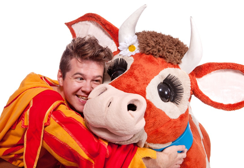 Pantomime Cow