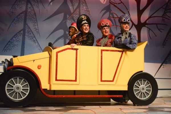 Pantomime Car