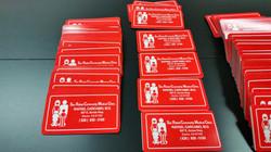 Busines Card Magnets