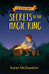Secrets of the Magic Ring ebook Cover (0