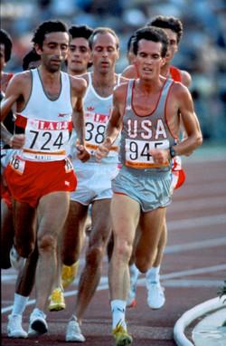 LA+Olympic+Games+10,000+meter+semi-final-Aug+1984