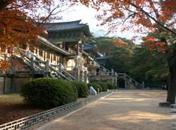 慶州 仏国寺