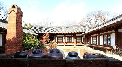 韓国 慶州 崔氏古宅