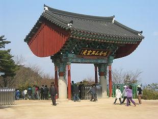 慶州 世界遺産