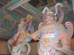 慶州 仏国寺 四天王