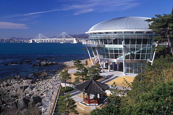 APEC 首脳会議場(ヌリマル)