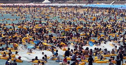 海雲台海水浴場(ビーチ)