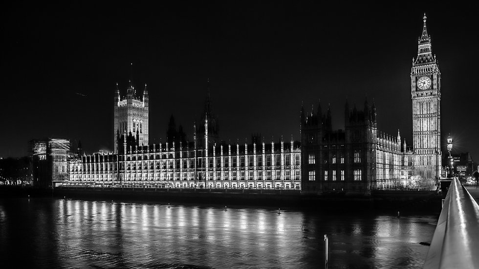 London by night