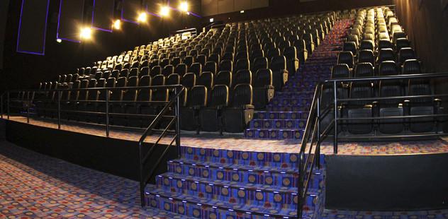 Carpetes para Cinema