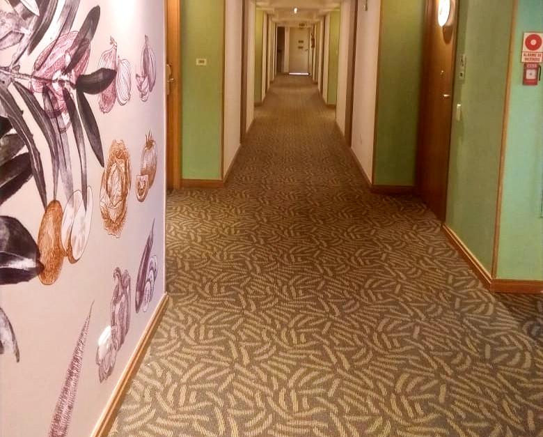 Carpetes Customizados