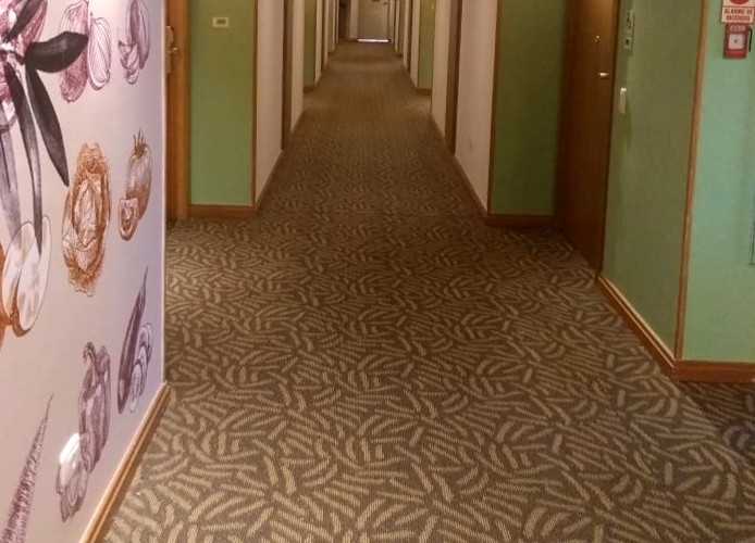 carpete customizado