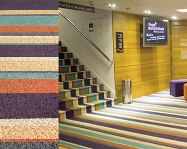carpete para Teatro