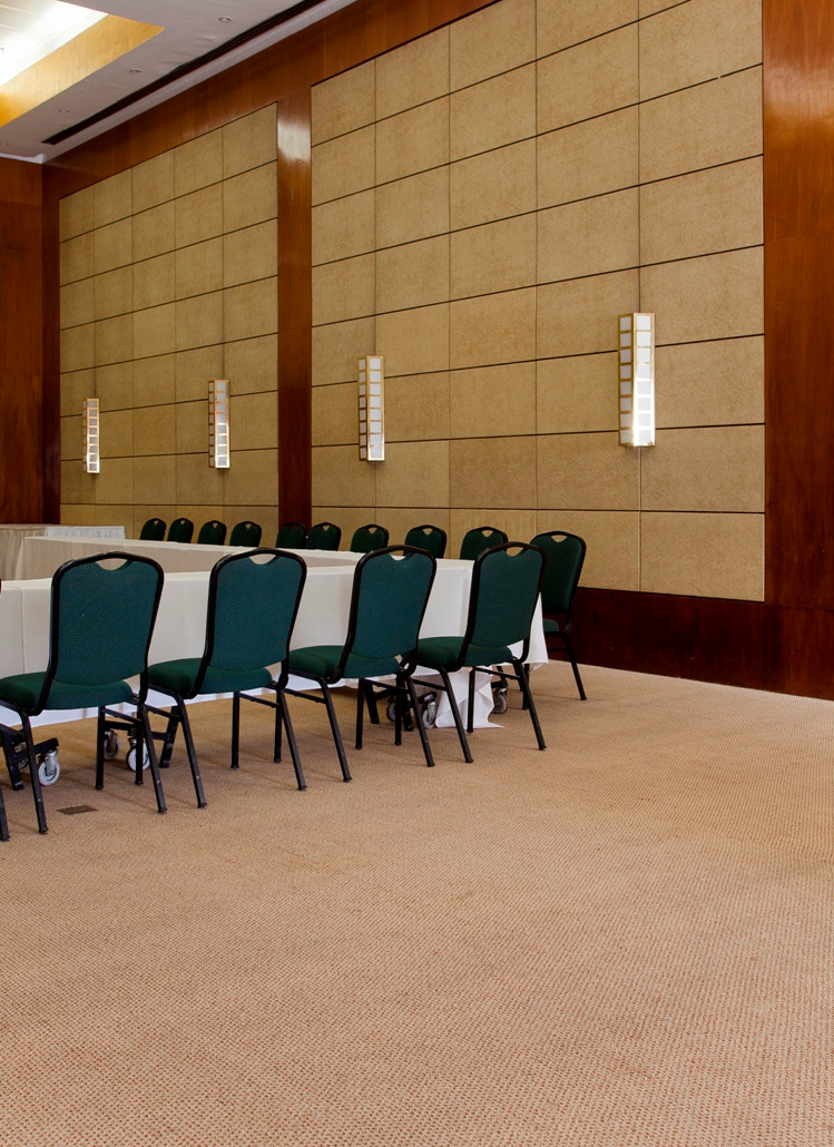 Carpetes para Salão de Convenções