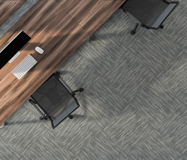 Carpetes em Placas