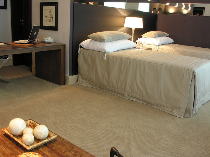 Carpete Customizado Hotel