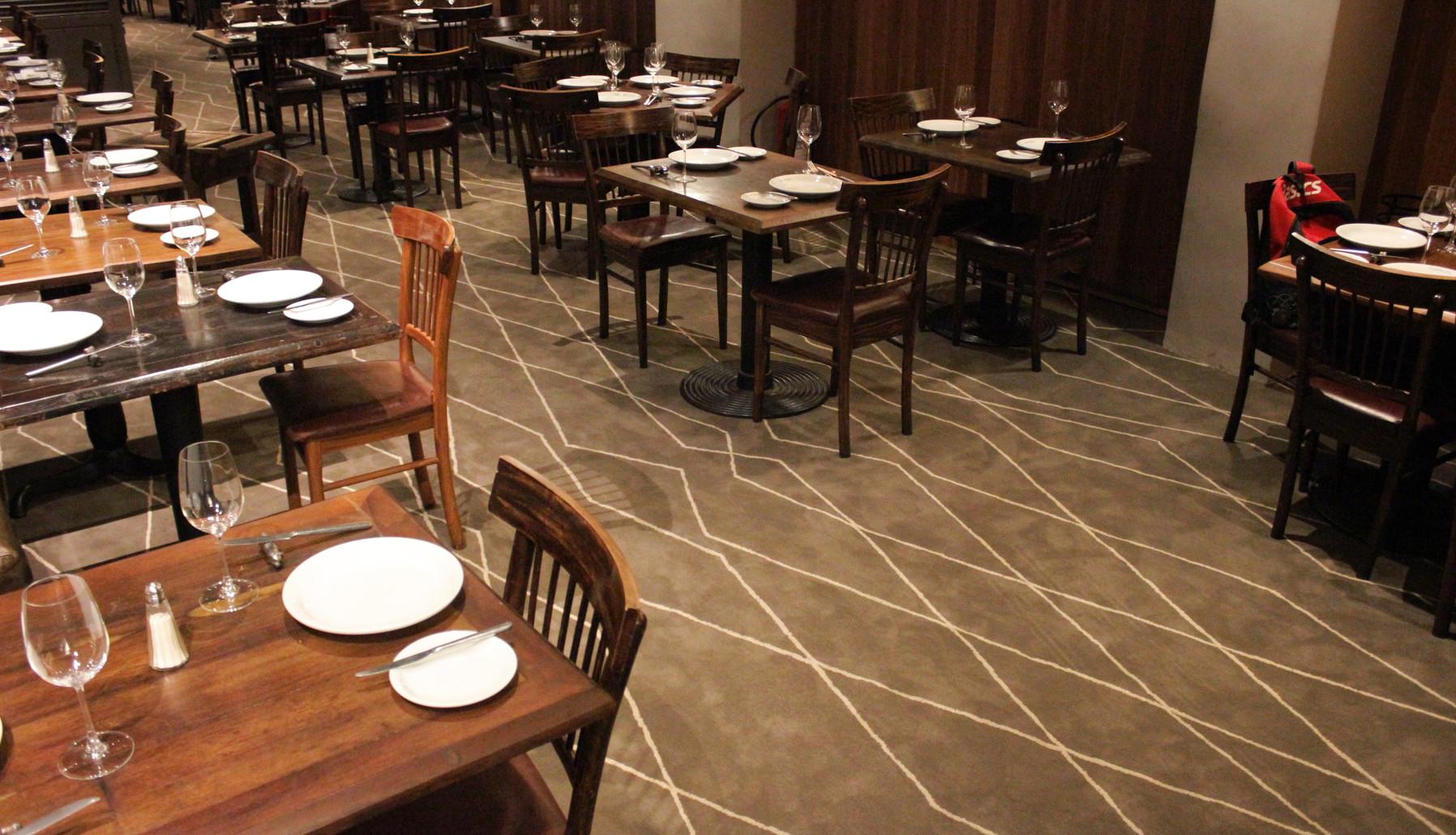 Carpete para Restaurante