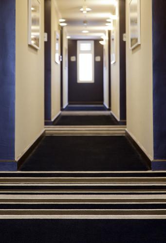 Carpete Customizado Listrado