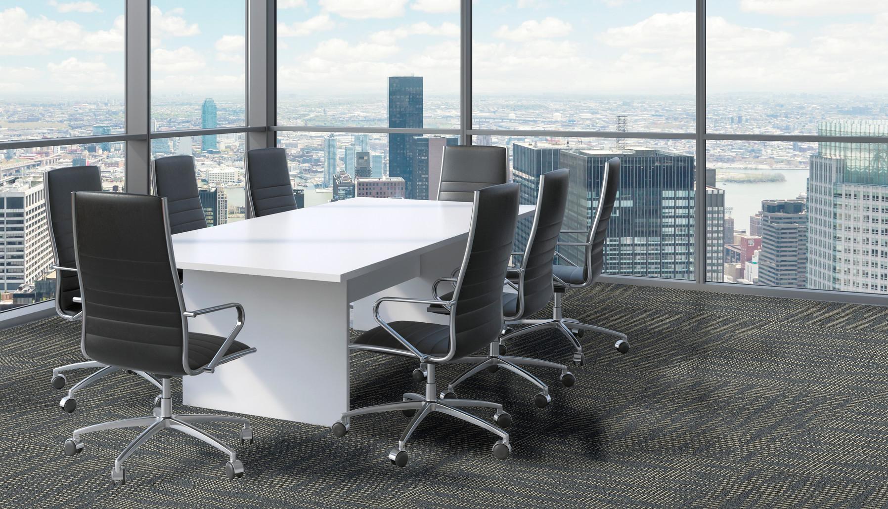 Carpetes para Sala de Reunião