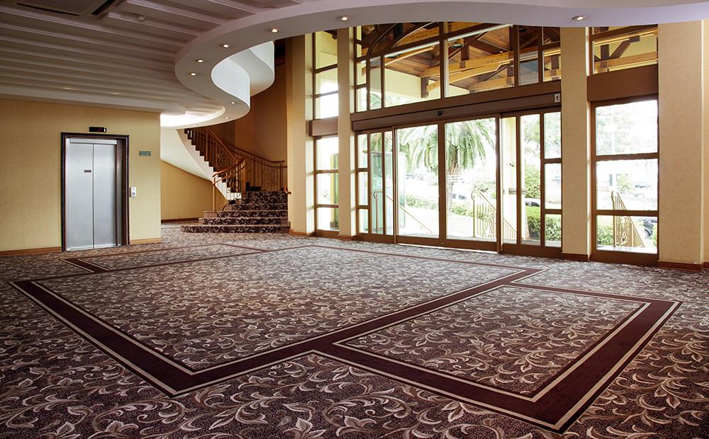 Carpete para Lobby de Hotel